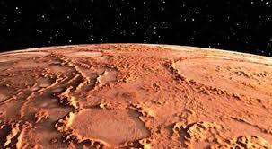 Mars'ın Kuzey ve Güney farkı