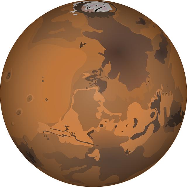 Mars özellikleri nelerdir