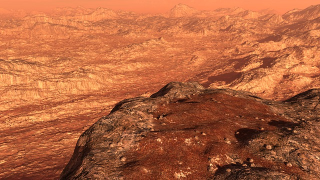 Kızıl gezegen nedir
