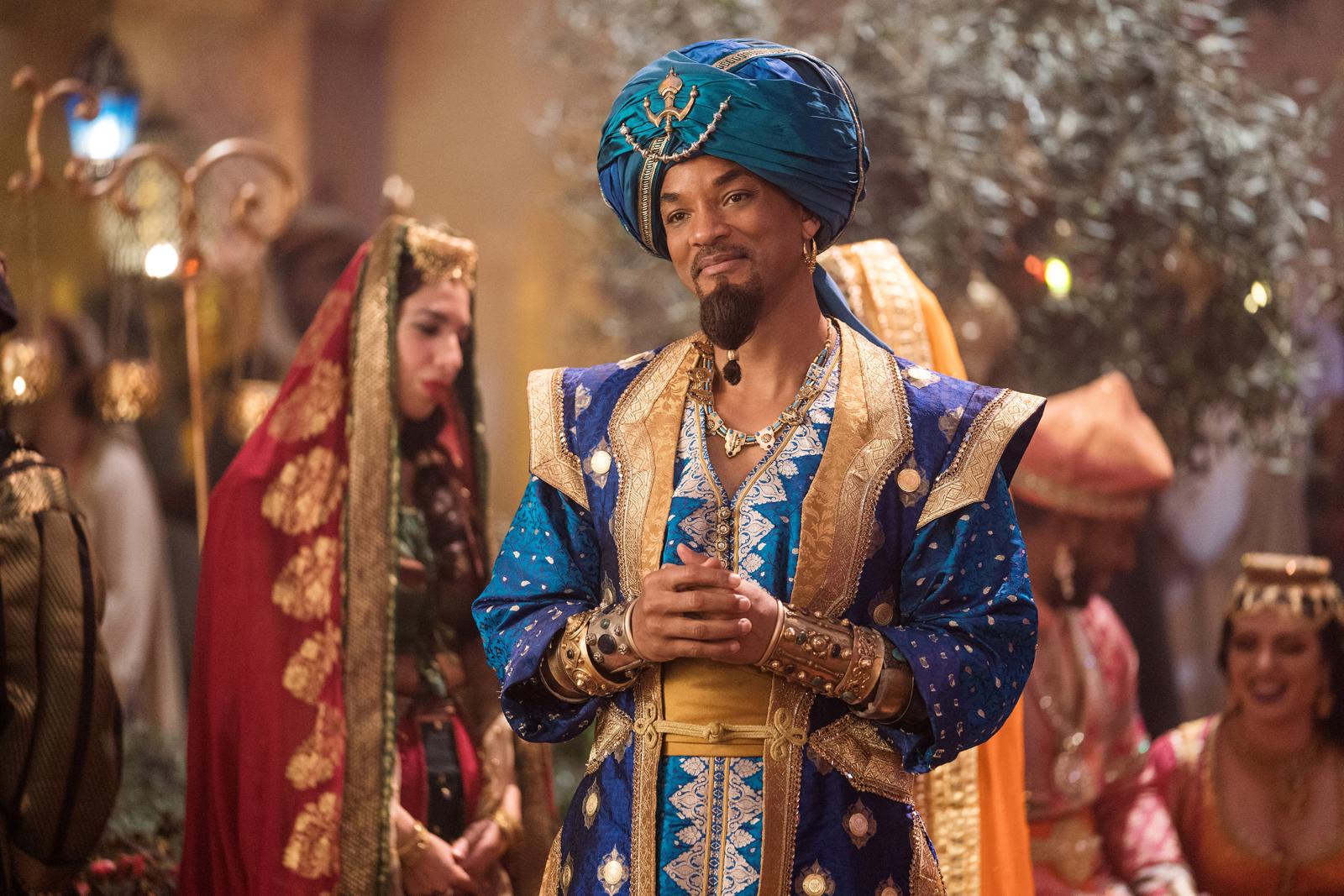 Aladdin filmi konusu