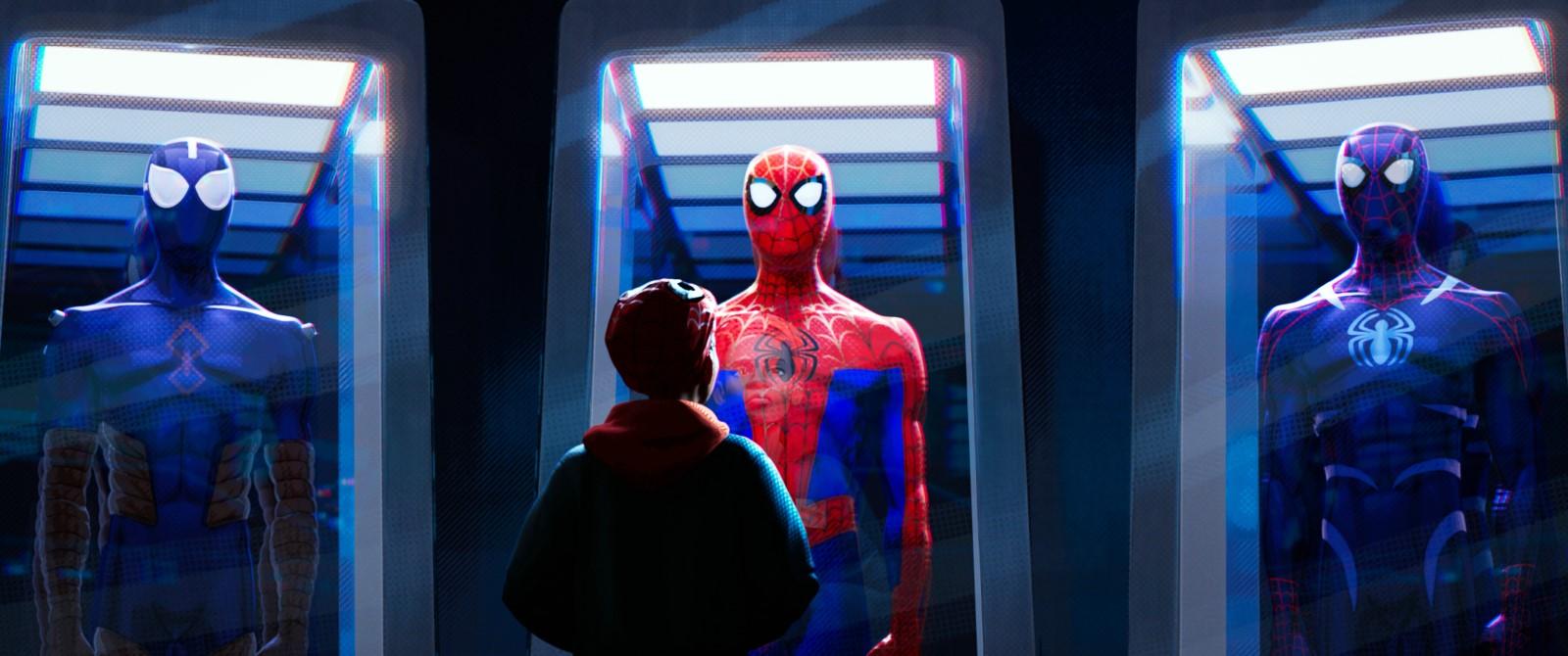 Örümcek Adam Film Konusu