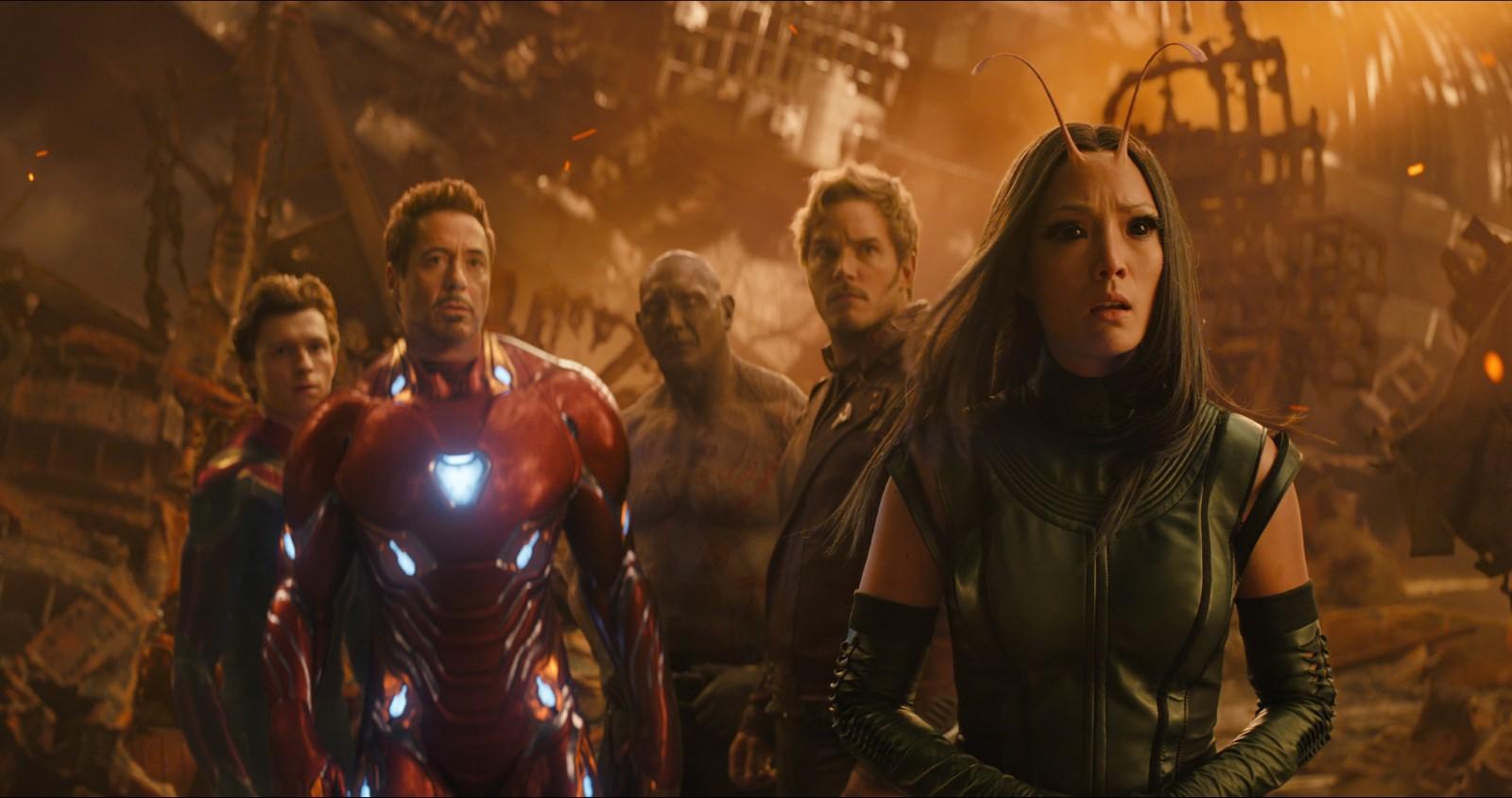 Avengers: Infinity War Filmi