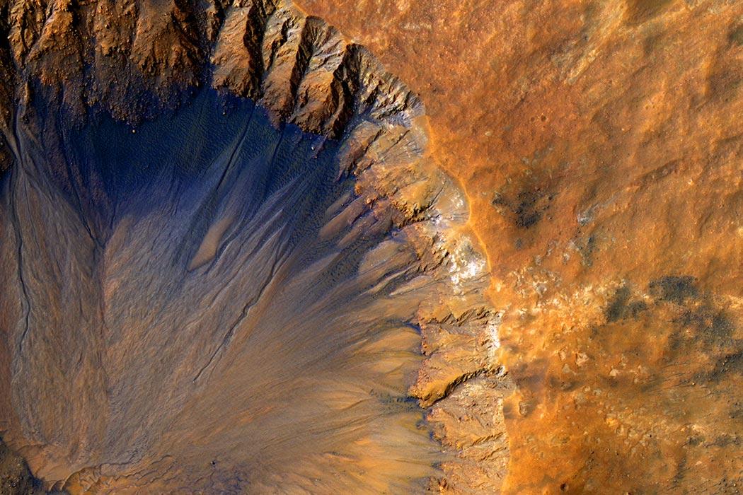 Mars kanalı Giovanni Schiaparelli